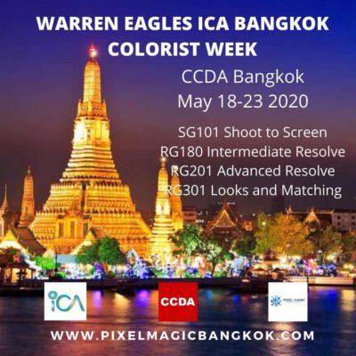 Color Grading Class in Bangkok